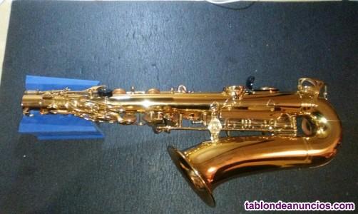 Curso intermedio de mantenimiento saxofón