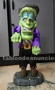 Frankenstein gemmy animated, dancing thriller, vintage 47cm halloween