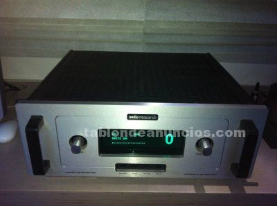 Audio research reference 3 - ref 3 preamplificador