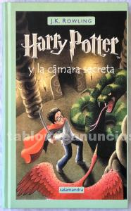 Harry potter y la cámara secreta.