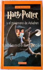 Harry potter y el prisionero de azkaban.