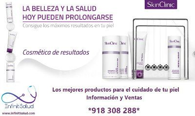 Productos skinclinic (r) madrid-barajas