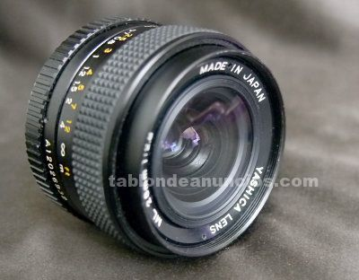 YASHICA LENS ML 2.8-28MM