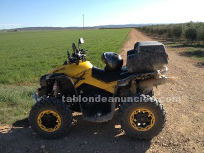 Quad can am renegade 800 r efi