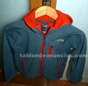 Chaqueta North Anuncios Face Tablón The De Niñoa qwanBOFxE