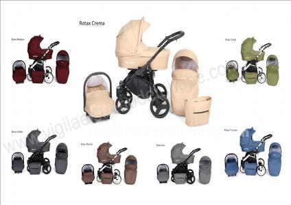 Carrito de bebe Rotax barato