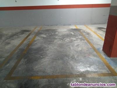 Vendo Plaza de Garaje
