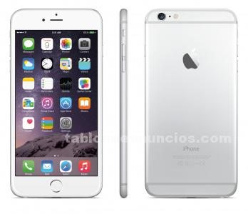 VENDO IPHONE 6 PLUS - 64 GB, IMPECABLE CON GARANTÍA