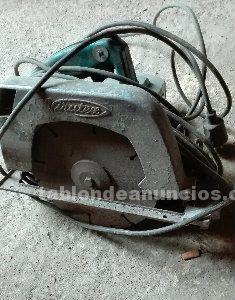 Sierra eléctrica para cortar madera