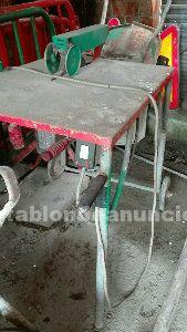 Sierra Electrica  de mesa para cortar Madera
