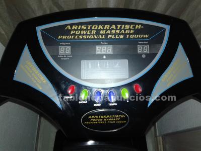 PLATAFORMA VIBRATORIA Aristokratisch Power Massage Professional Plus 1000W