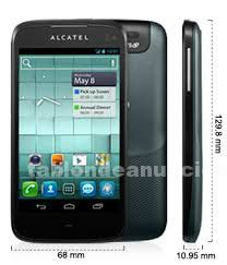 Smartphone alcatel one touch 997d dual sim
