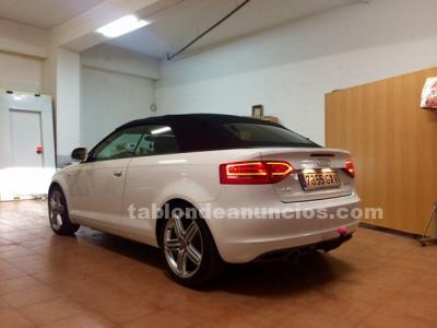 Audi a3 cabrio 2.0 tdi dpf attraction