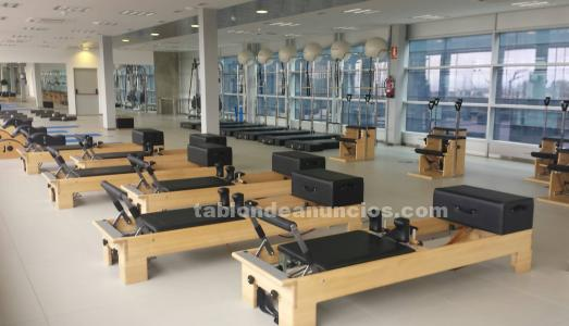 TRASPASO ESTUDIO PILATES MÁQUINA