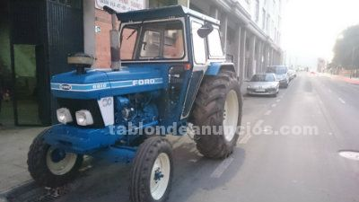 FORD 6610, TRACTOR FORD 6610 - REF. 1093