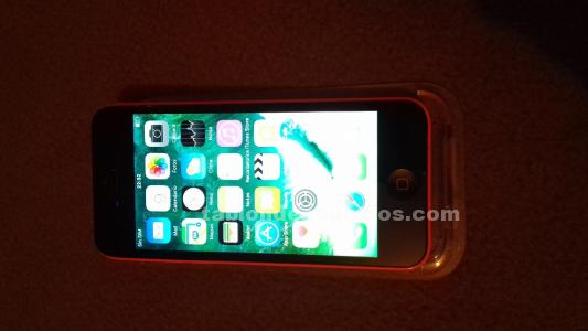 Iphone 5c libre 16 gigas