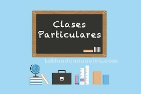 CLASES PARTICULARES MALAGA CAPITAL