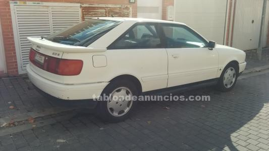 AUDI 2.3E COUPE, VENDO AUDI 2.3E COUPE BLANCO
