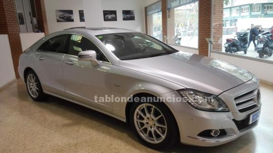 MERCEDES CLS 350 BLUEEFF., MERCEDES CLS 350 BLUEEFFICIENCY