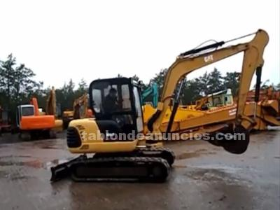 MINI EXCAVADORA CATERPILLAR 304.5 2001 4.5T