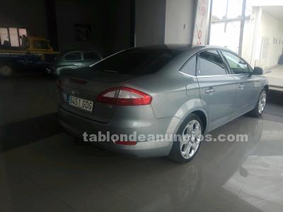 Ford mondeo guia x automatico