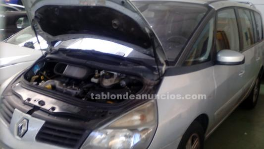 Vendo despiece de renault space 3.0 dci