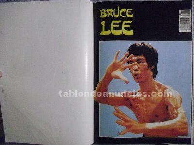 Tomo de la revista ''bruce lee'' (años 80)