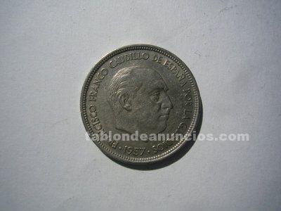 Monedas españolas 1, 2, 5,10,50,100,200,500, 2000