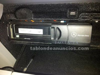 Navegador comand 2.0 dx y cargador 6 cd,