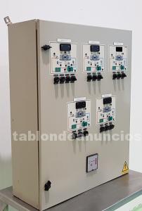 Cuadro eléctrico para central frigorífica