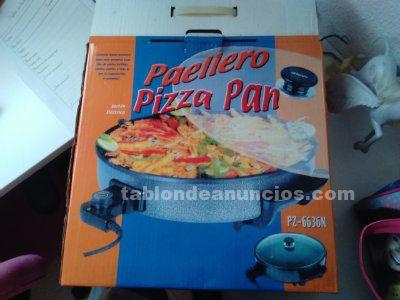 Paellero-pizza pan a estrenar