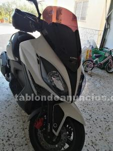 Kymco xciting r 500 abs inyeccion