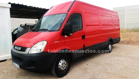 IVECO DAILY, IVECO DAILY, LARGO 4,65