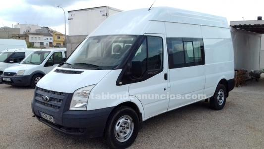 Ford transit mixto 6 plazas