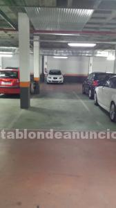 FUENLABRADA 2, ALQUILO PLAZA DE GARAJE C PORTUGAL,44