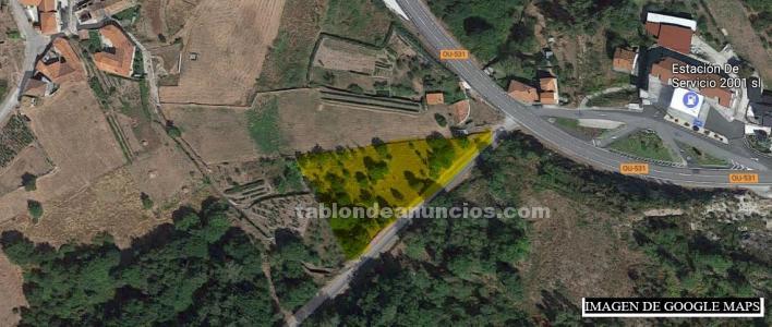 Ourense-cerca de celanova-finca rustica