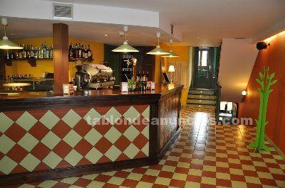 Alquilo ó vendo bar-restaurante-hostal y vivienda en sos del rey católico
