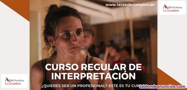 CURSOS PROFESIONALES DE TEATRO