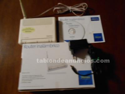 ROUTER INALAMBRICO ADSL