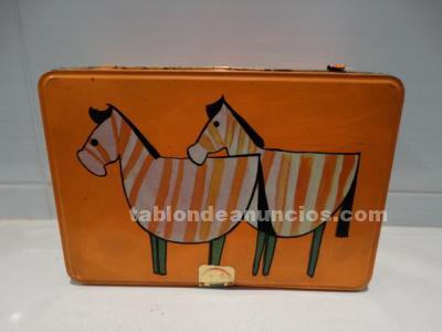 Caja cola cao edición infantil (cebras)