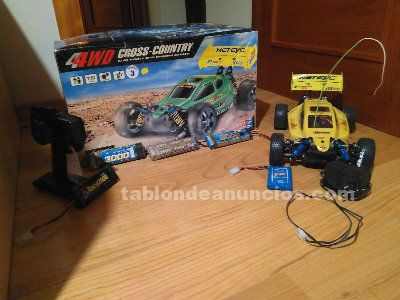 COCHE RC BUGGY ESCALA 1:10