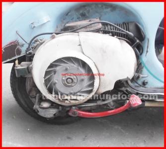MOTOR DE VESPA 150 S DE FARO REDONDO