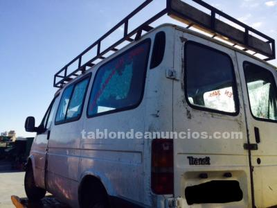DESPIECE FORD TRANSIT C 1096 2.5 D