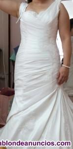 Vestido novia la sposa