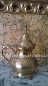 Tetera antigua marroquí.