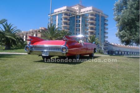 Venta traspaso negocio coches alquiler lujo vintage