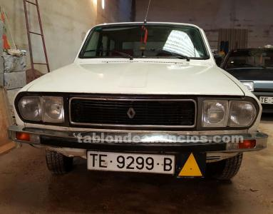 Renault r12 ts familiar confort