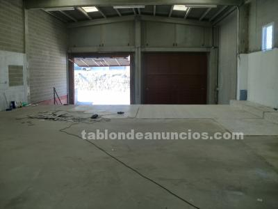 Nave industrial 250 m2