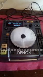 Reproductor cd ,j denon .
