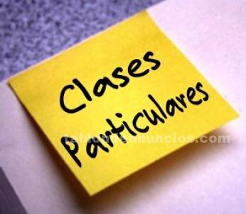 Clases particulares acceso mayores 25 avila